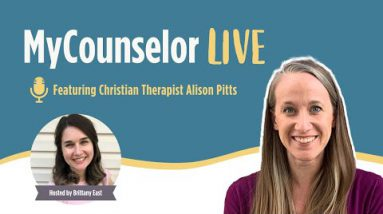 Special Sex Therapy Q&A | MyCounselorLIVE Featuring Alison Pitts